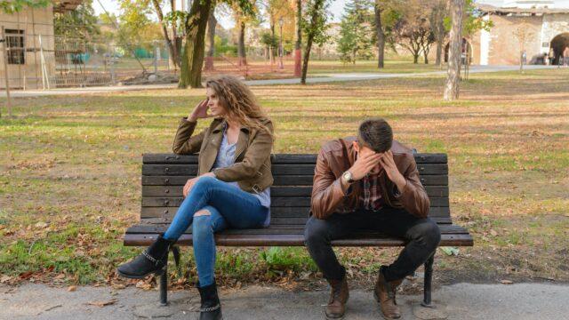 夫婦の会話がないのイメージ画像3