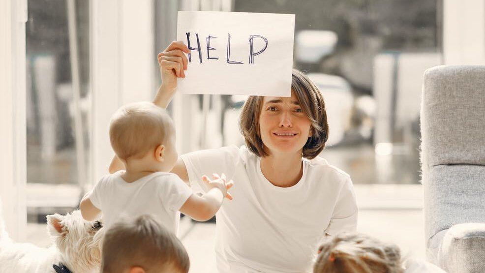お金がない時の子育てのイメージ画像3