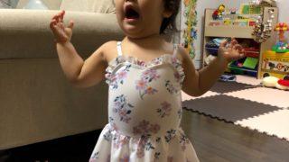 赤ちゃん・子供の水着のサイズに関する画像