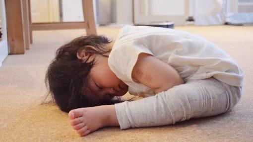 赤ちゃんの発育に関するイメージ写真