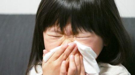赤ちゃん・子供の鼻水のイメージ画像