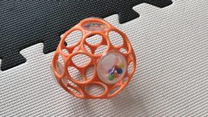赤ちゃんのおもちゃのボール オーボール画像