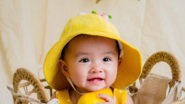 6ヶ月の赤ちゃんの体重についてのイメージ画像1