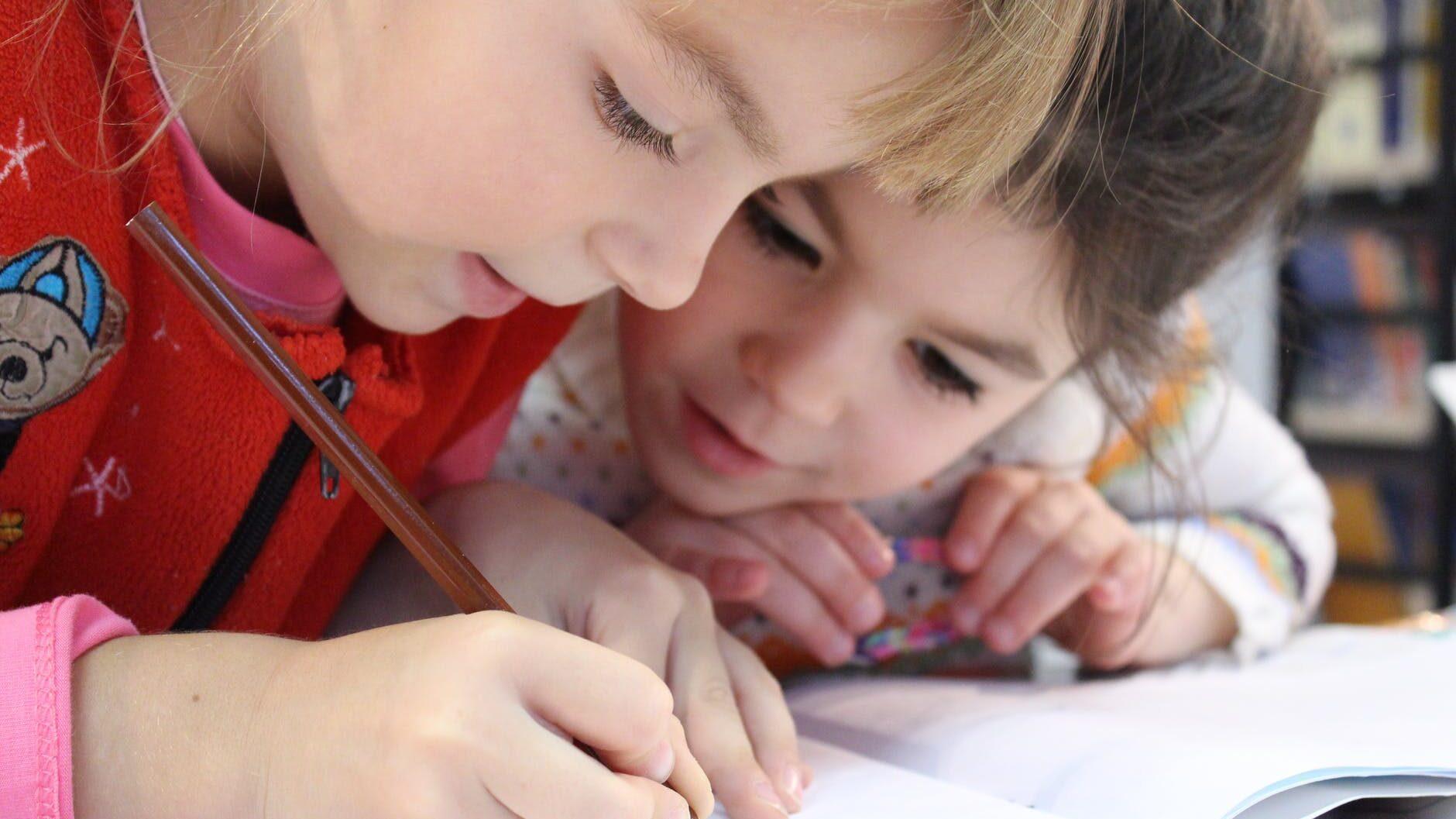 幼稚園選びのイメージ画像1