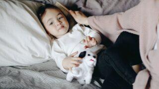 子供を早く寝かせる方法やタイムスケジュールのイメージ画像6