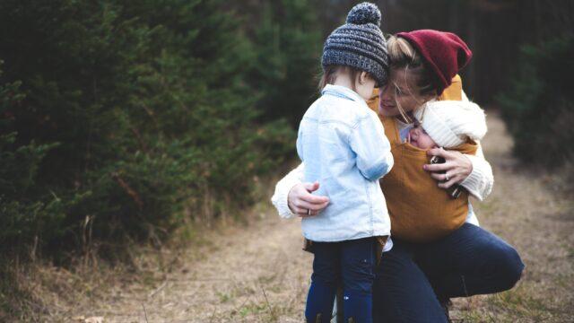単身赴任で子供への影響が気になる。奥さんが子育てを辛い…しんどい…育児ノイローゼのイメージ画像1