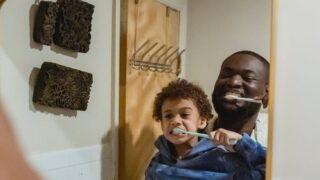 子供の歯ブラシによる喉突き事故のイメージ画像1