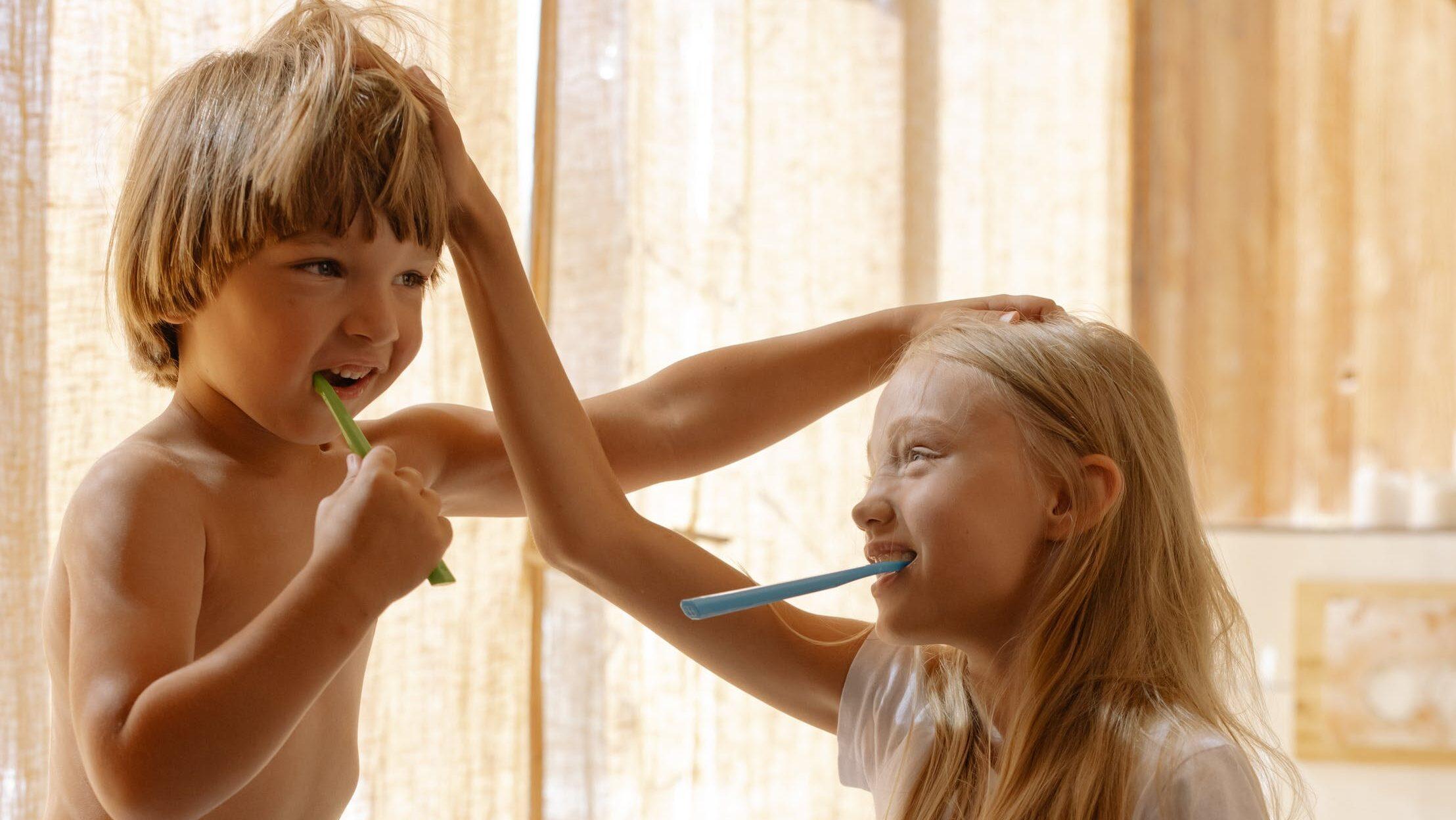 子供の歯ブラシによる喉突き事故のイメージ画像3