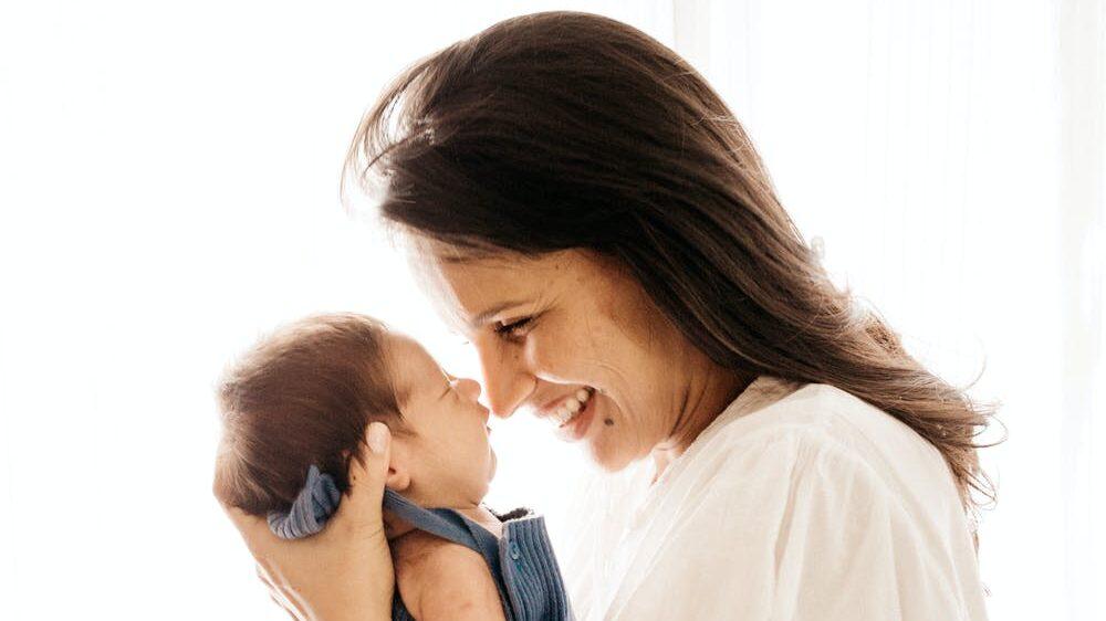 赤ちゃんとの遊び方がわからない…二人きりでの過ごし方がわからない…のイメージ画像1