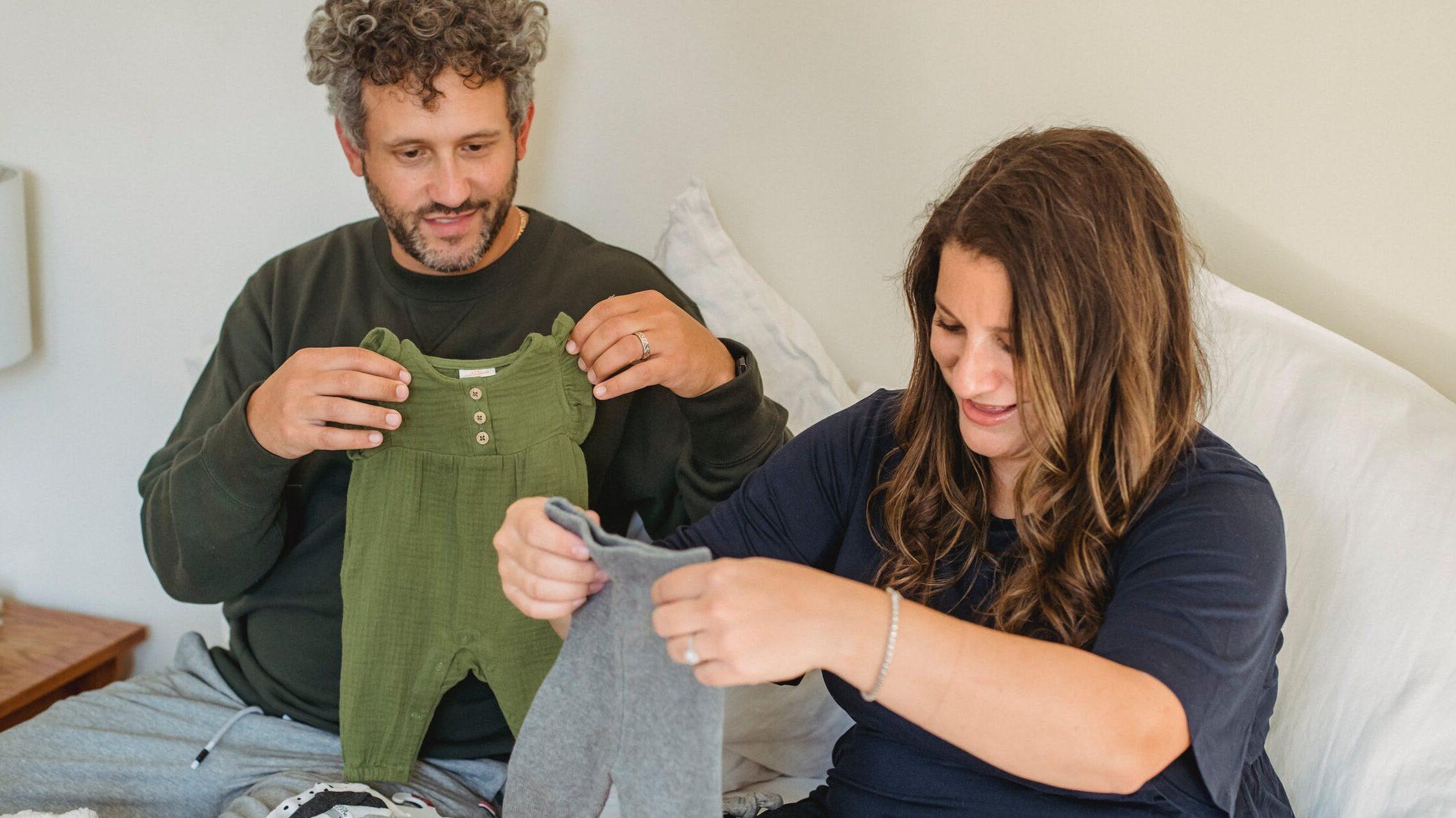 妻の妊娠中に夫が考えていることと夫ができることのイメージ画像1