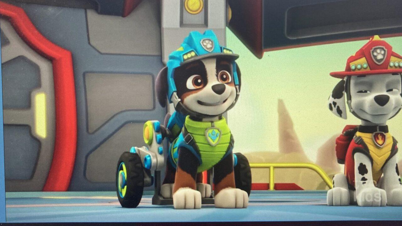 【パウパトロール】レックスは将来の新キャラなのか!?いつから?おもちゃは?犬種は?のイメージ画像1