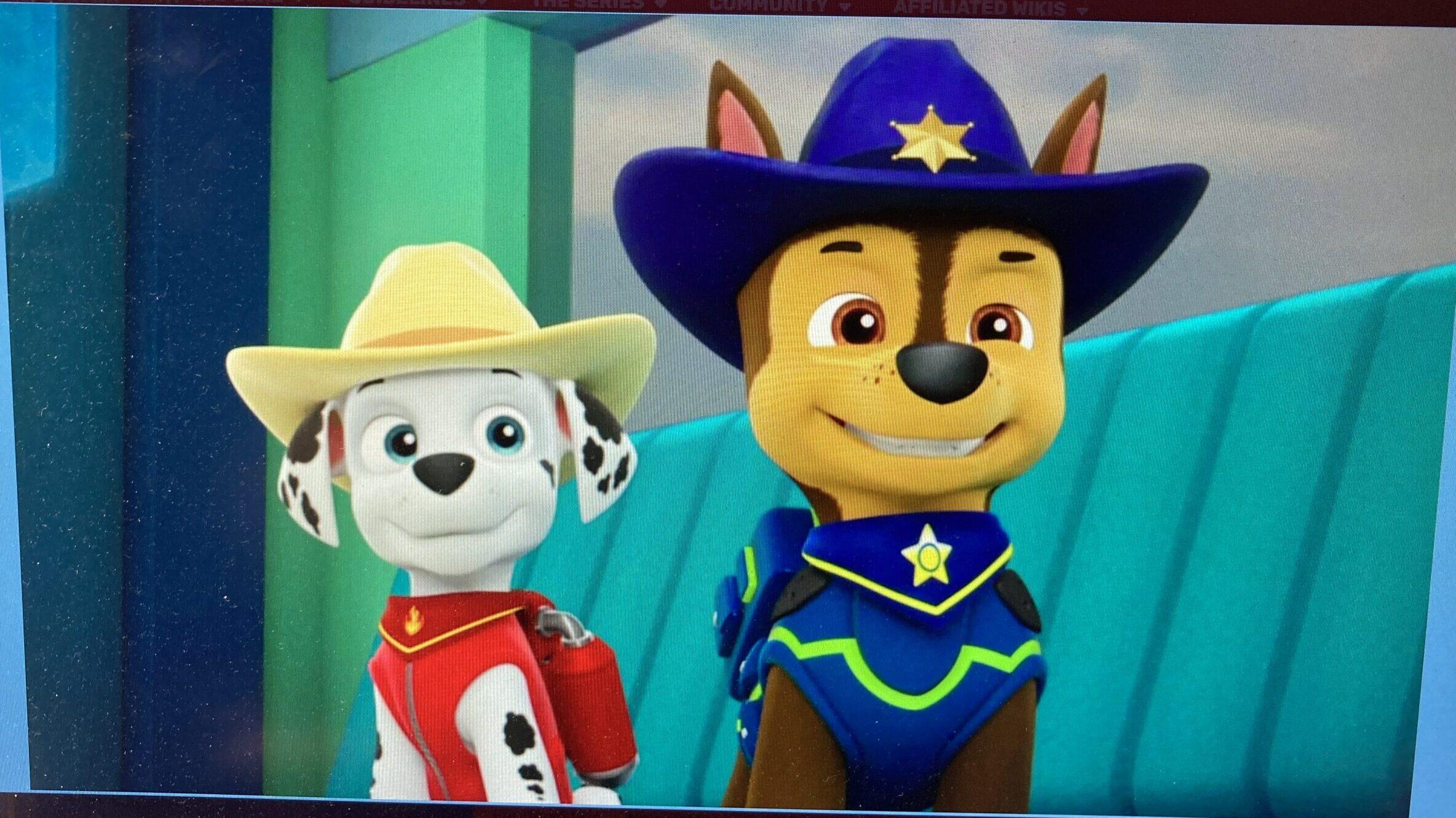 パウパトロールのチェイスの犬種は?技は?乗り物は?イラストや無料のぬりえ、おもちゃなどなど徹底的に調べてみた!のイメージ画像3
