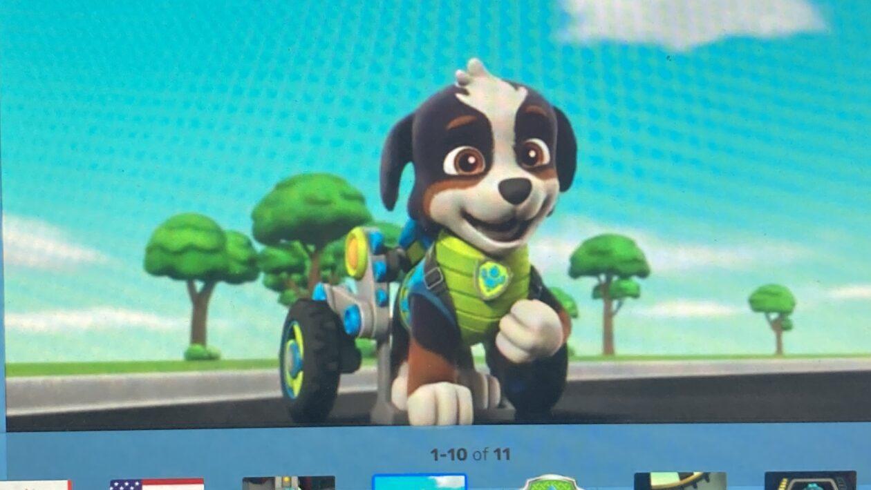 【パウパトロール】レックスは将来の新キャラなのか!?いつから?おもちゃは?犬種は?のイメージ画像3