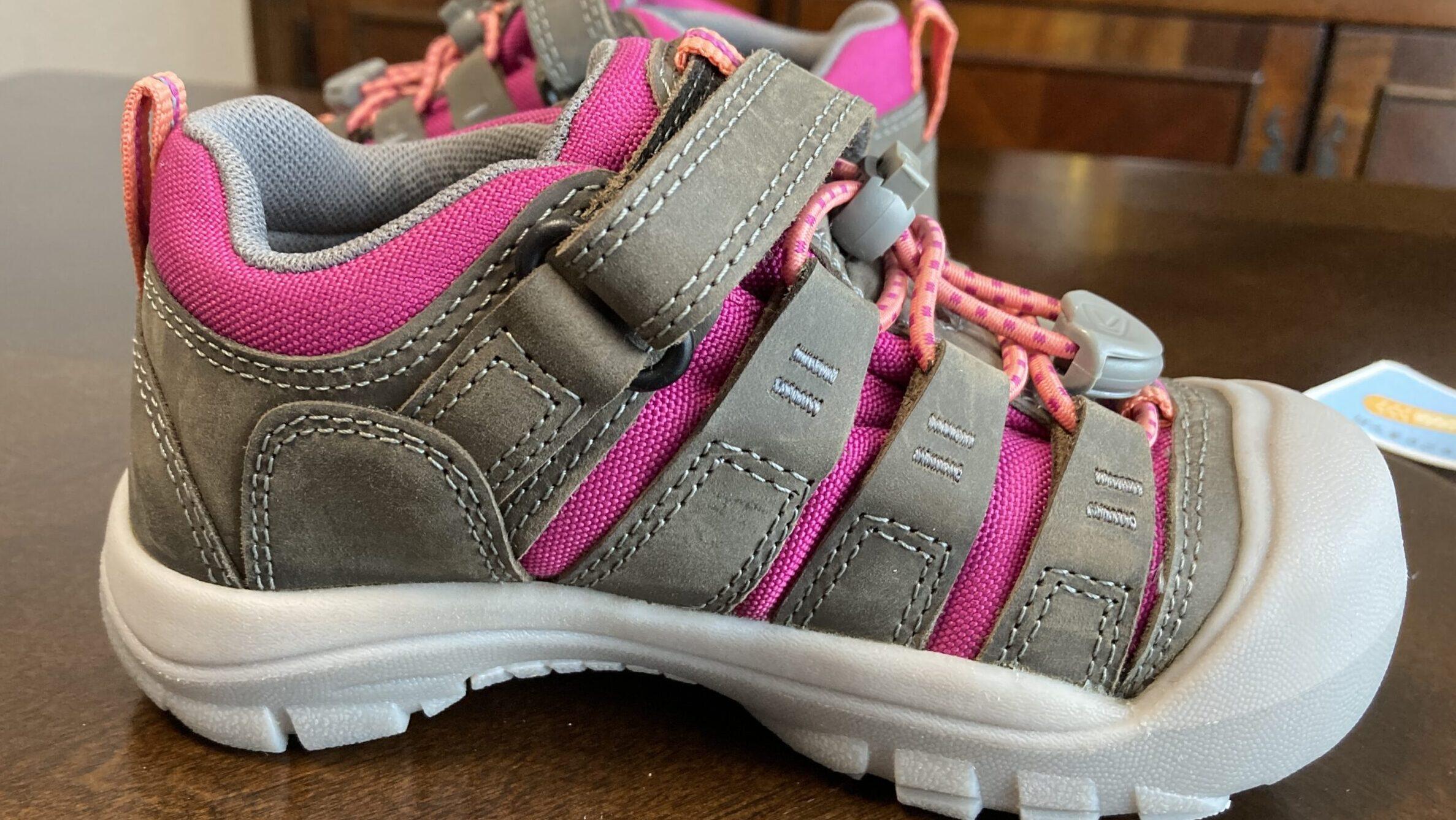 KEEN(キーン)のキッズの靴(スニーカー)ってどう?サイズ感は?防水は?など徹底調査!【ニューポートシューズのレビュー記事】のイメージ画像11