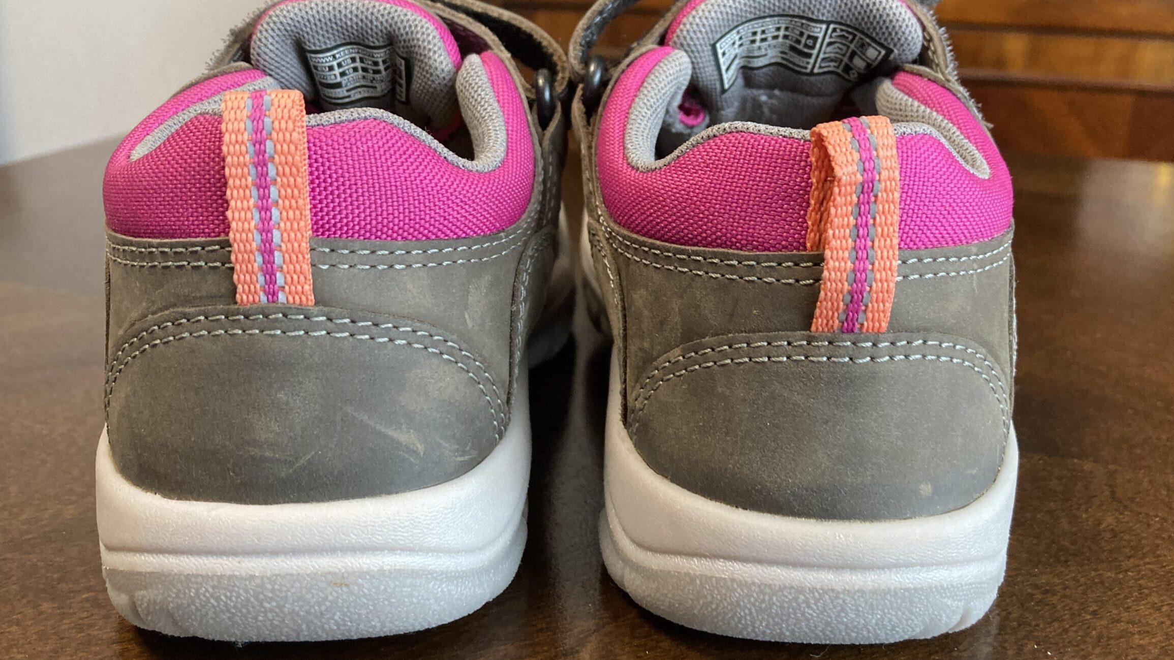 KEEN(キーン)のキッズの靴(スニーカー)ってどう?サイズ感は?防水は?など徹底調査!【ニューポートシューズのレビュー記事】のイメージ画像12