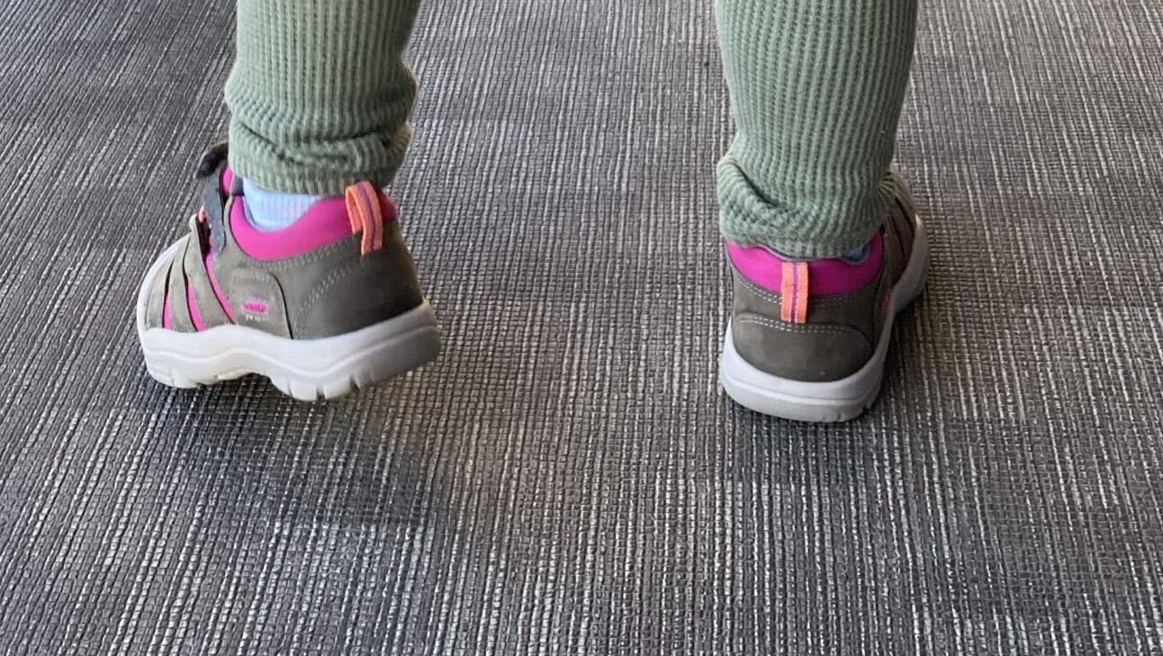 KEEN(キーン)のキッズの靴(スニーカー)ってどう?サイズ感は?防水は?など徹底調査!【ニューポートシューズのレビュー記事】のイメージ画像13