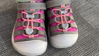 KEEN(キーン)のキッズの靴(スニーカー)ってどう?サイズ感は?防水は?など徹底調査!【ニューポートシューズのレビュー記事】のイメージ画像16